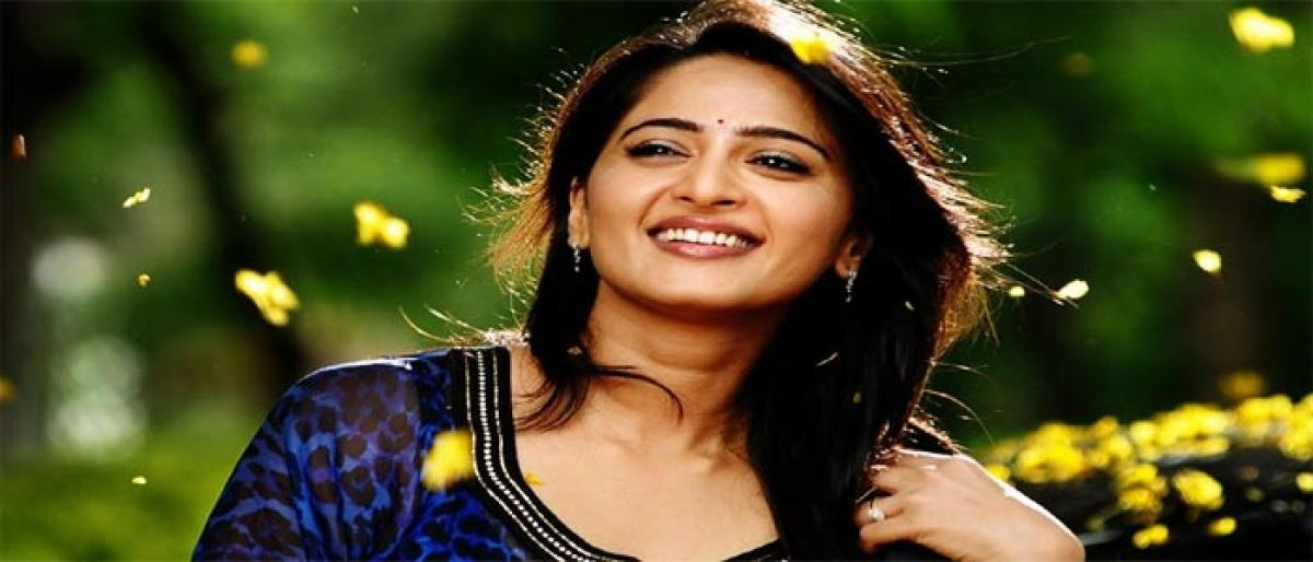 Anushka,  Gautam Menon to team up?