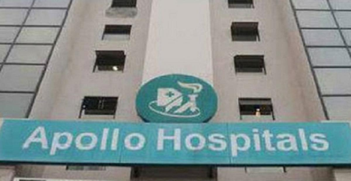 Hyderabad: Fire breaks out at Apollo Hospitals in Jubilee Hills