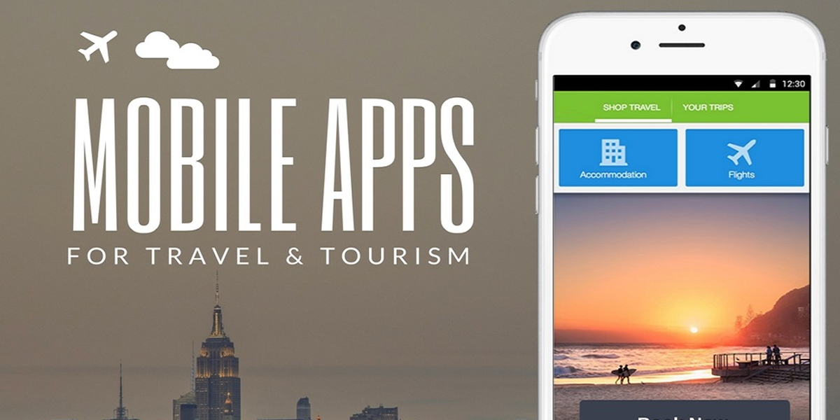 Audio-video guide app at 5 iconic locations: MoT