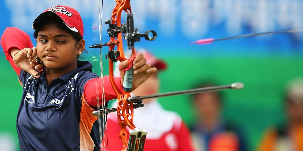 Off target Indian archery finds new hope