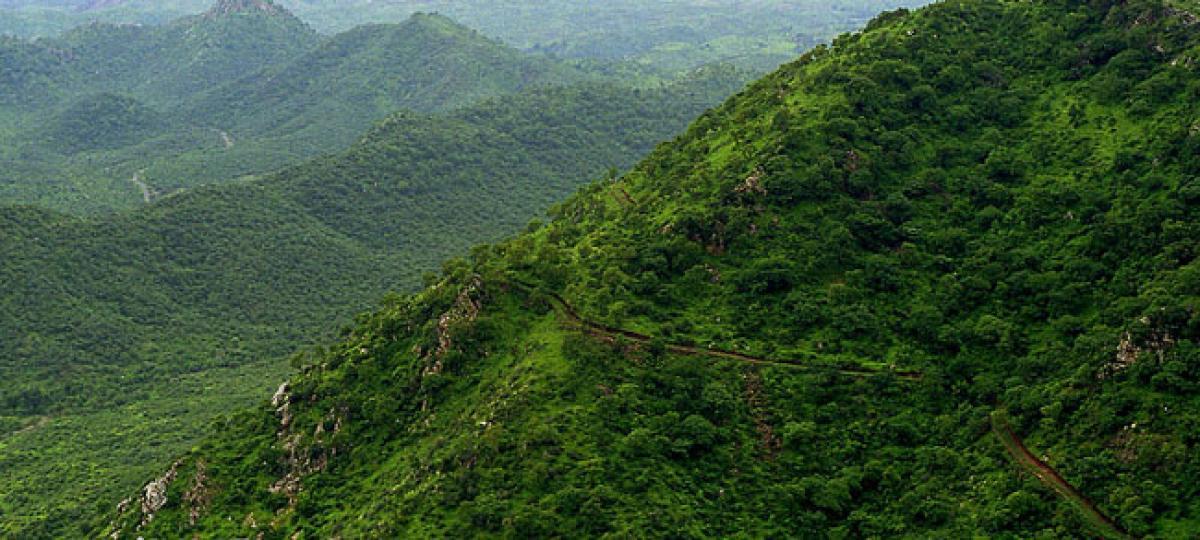 Undefined Aravallis falling prey to mining