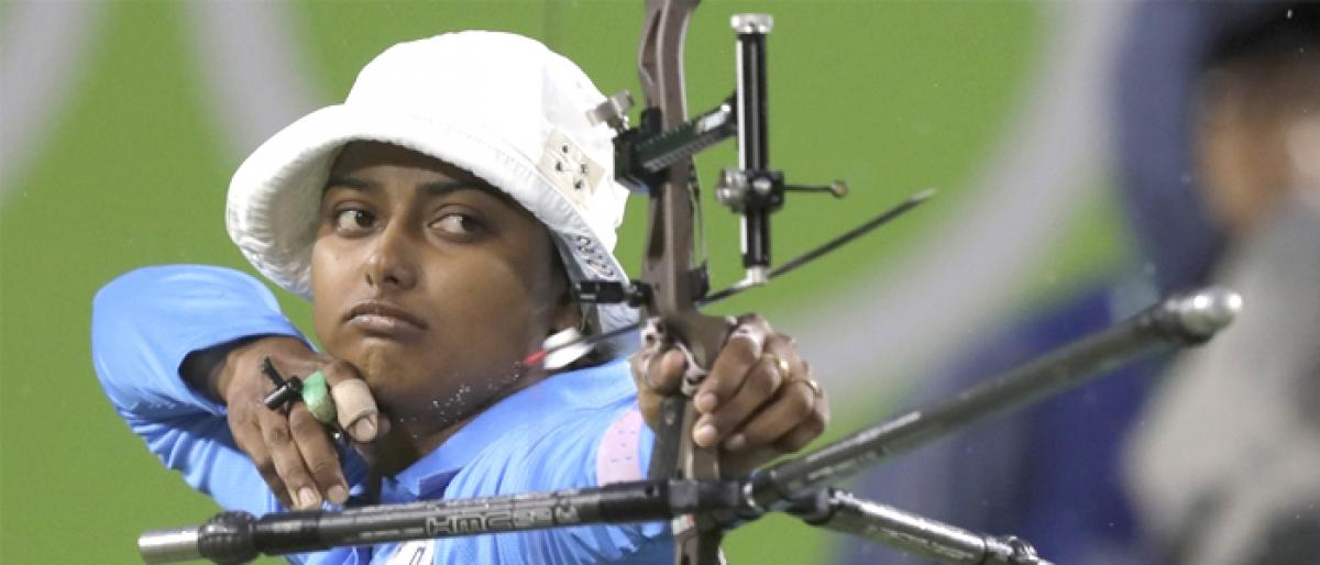 Deepika Kumari wins bronze in Archery World Cup Finals in Samsun