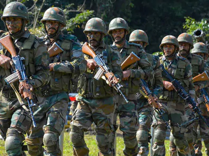 Highest suicides in Army amongst three services