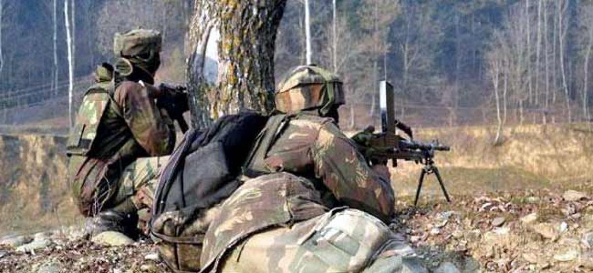 Army commandos cross LoC, kill 3 Pak soldiers