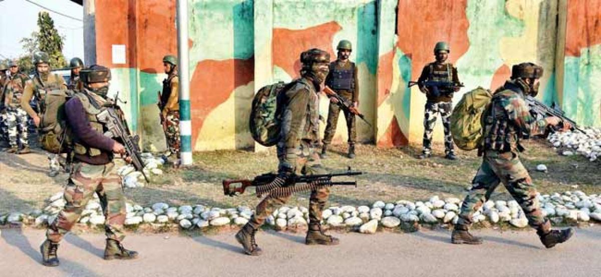 J&K family argues with jawans for opening fire inside house during search ops