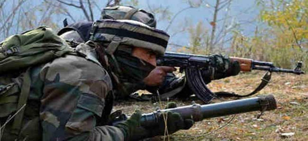 Army jawan injured due to ceasefire violation in J-Ks Kupwara