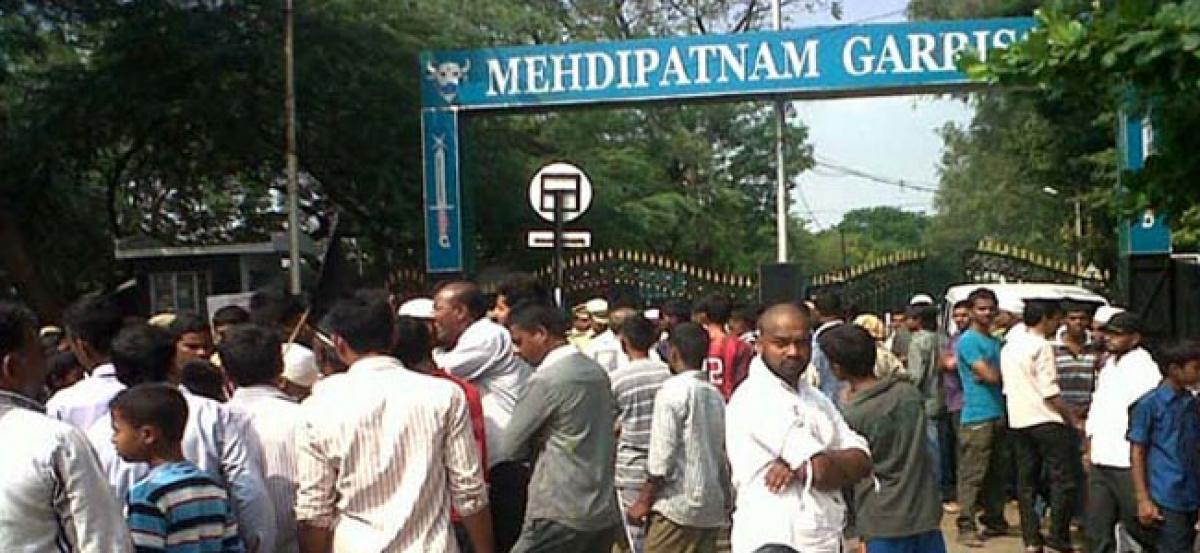 Army denies beating a civilian at Mehdipatnam Garrison