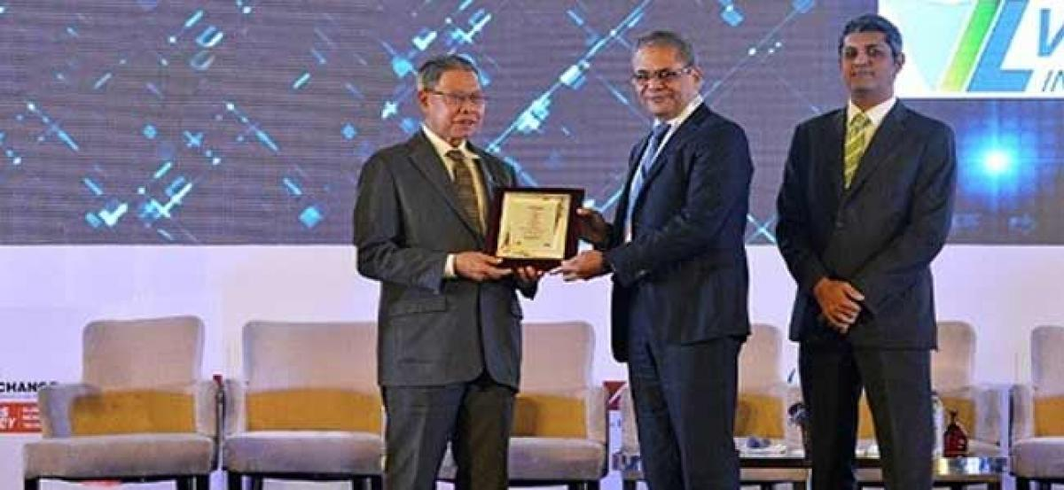 """Vishvaraj Infrastructure CMD Arun Lakhani voted as """"Most Promising Business Leader of Asia"""""""