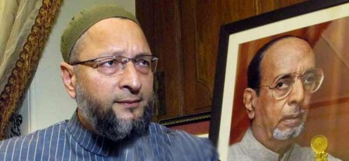 Asaduddin Owaisis defamation hearing postponed to the 12th of December