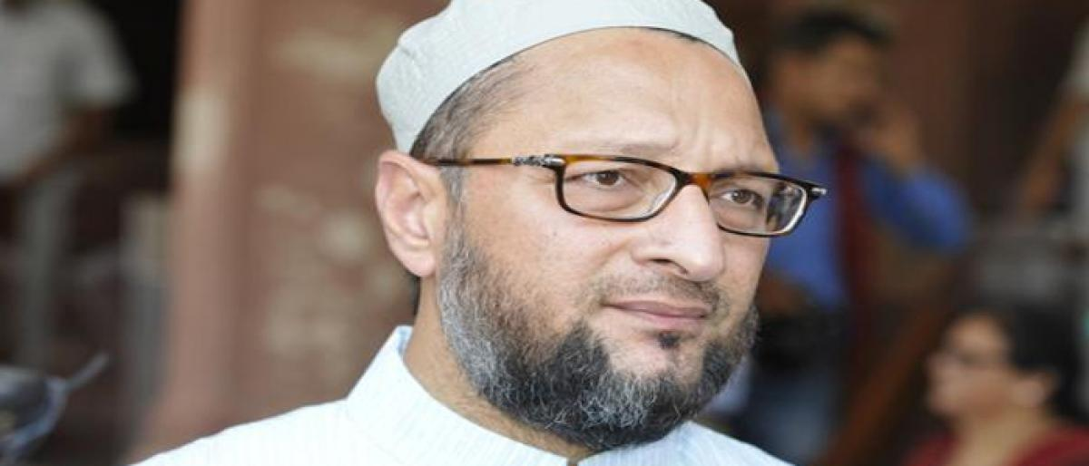 Owaisi agrees with SC views on patriotism