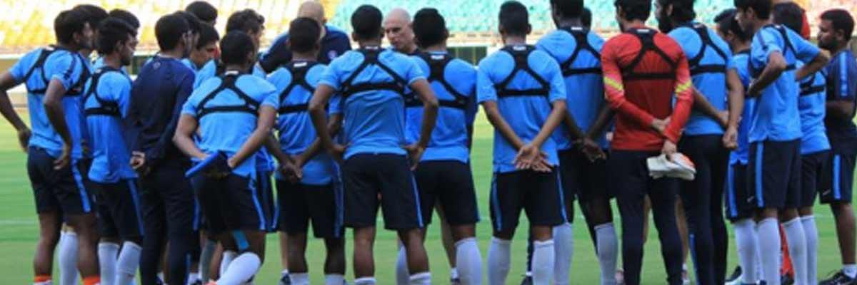 Constantine names 34 probables for preparatory camp ahead of AFC Asian Cup