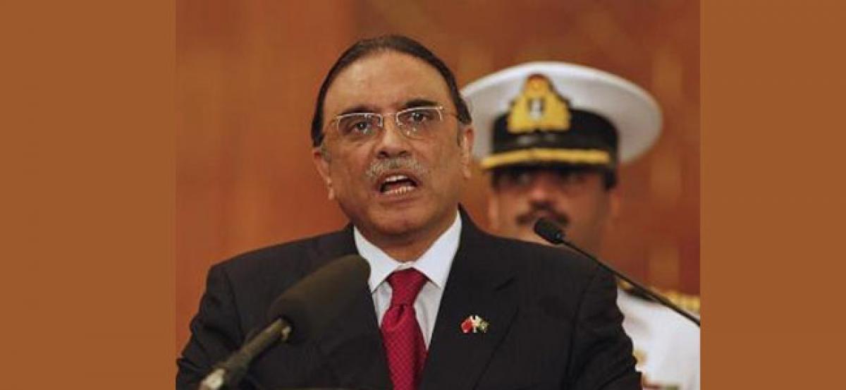 Money laundering scam: FIA summons Zardari on August 4