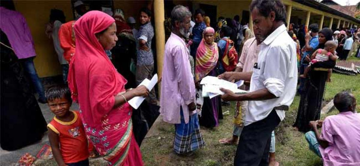 Assam on edge as final NRC draft set to be released today, Section 144 imposed in 7 districts