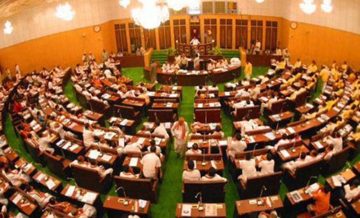 Budget session resumes today; trust move unlikely