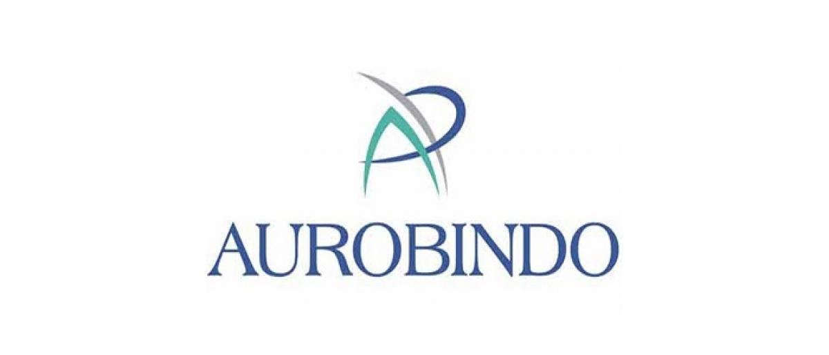 Aurobindo Pharma gets FDA nod for new drug