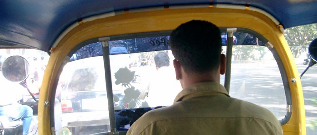 Digitisation cards to auto drivers in Khammam