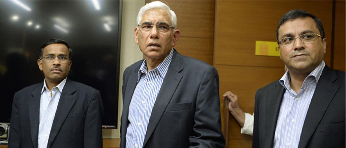 Johri case: CoA members, BCCI treasurer, Aditya Verma depose before probe panel