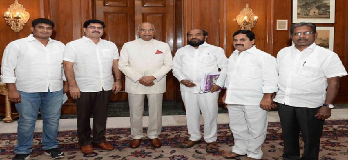 BC leaders call on Prez, seek constitutional amendment for quota