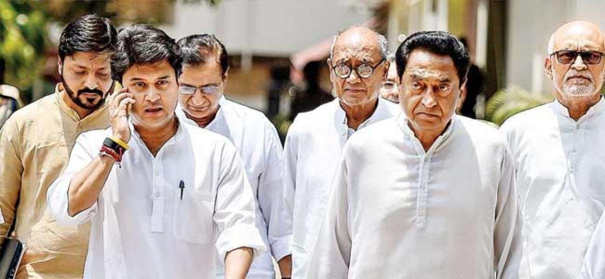 Madhya Pradesh Assembly Elections 2018: Congress files complaint against BJP over