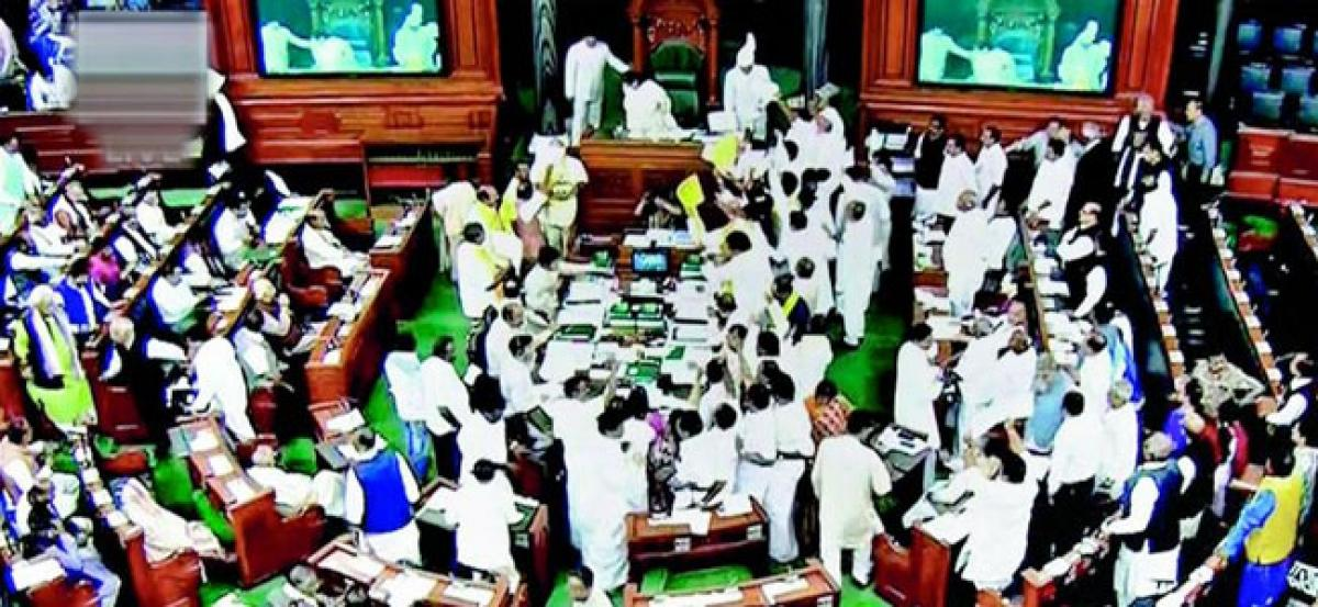 BJP gets 3.5 hours, Cong 39 minutes to speak on no-confidence motion