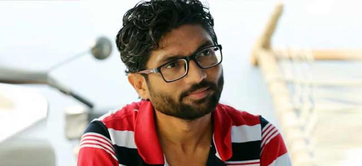We Will Safeguard Constitution, Says Jignesh Mevani While Slamming BJP