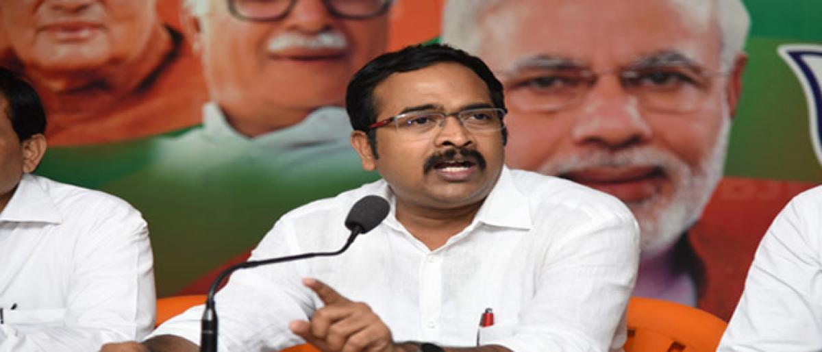 BJP rule - A dire need for Telangana