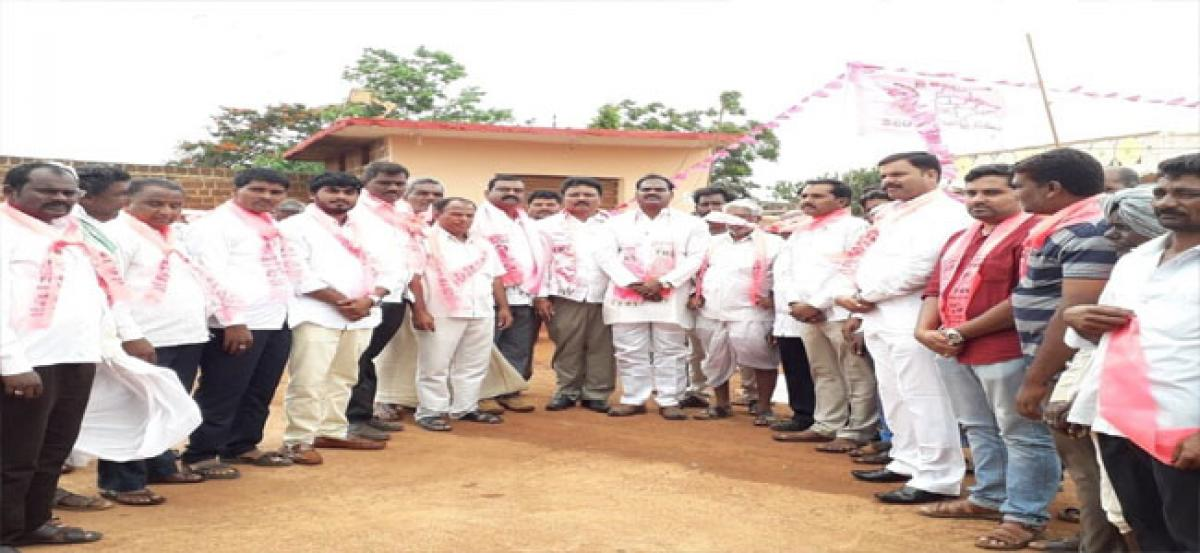 Booth committees constituted