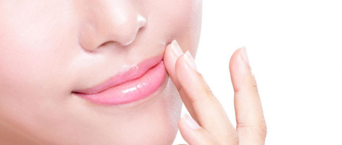 Maintain your lips this winter