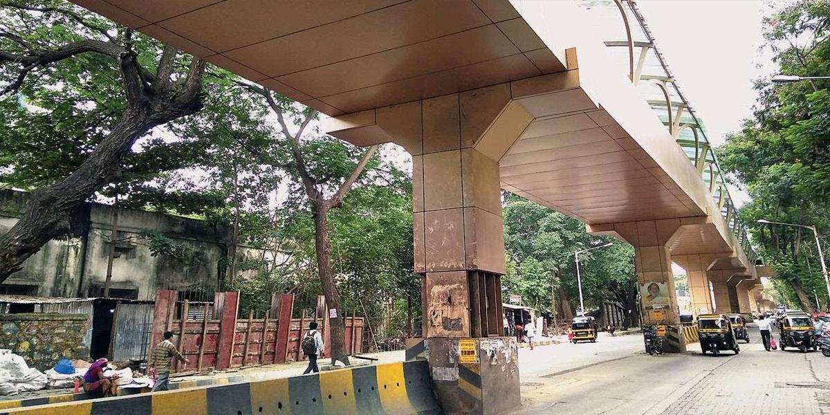 Skywalk bridge at Tirupati soon