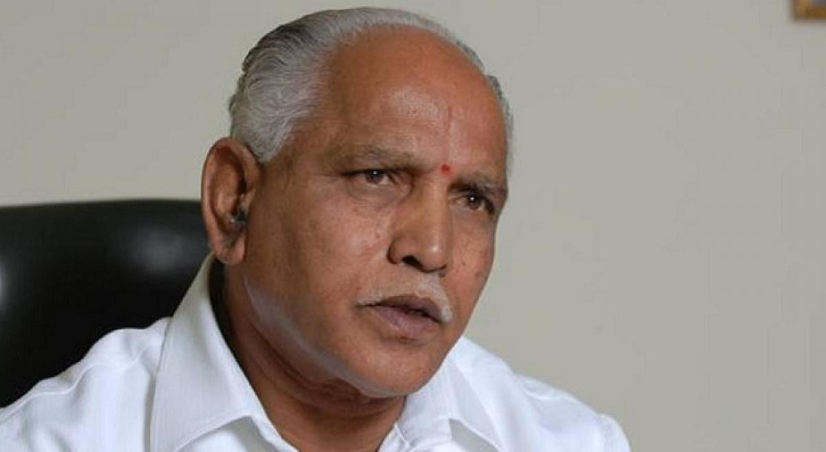 BSY defends Former Home Minister R Ashoka on facing criticism