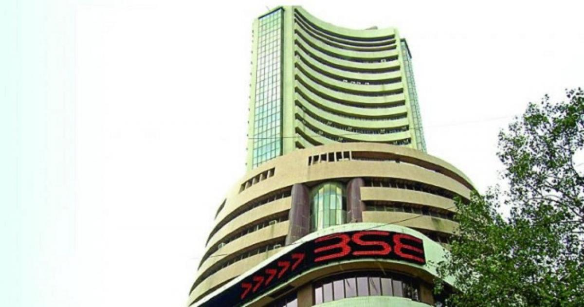 Sensex drops 140 points as rupee hits new low
