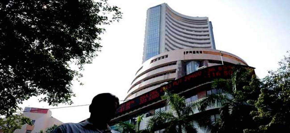 Equity indices surge to fresh highs; Sensex crosses 38,500 points