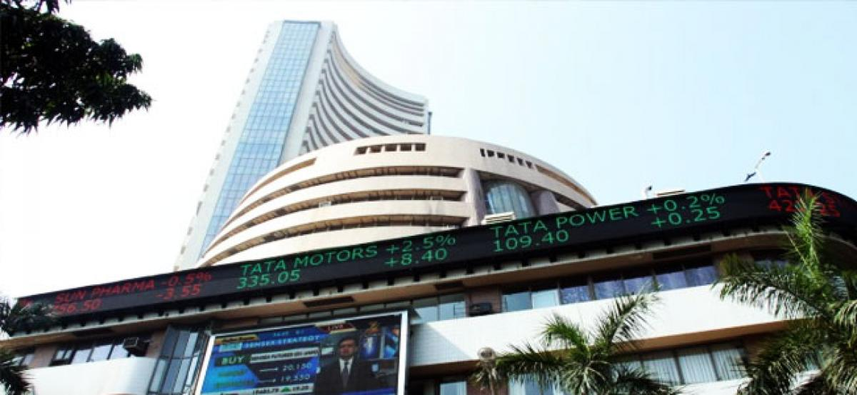 BSE Sensex and NSE Nifty indices touch new highs