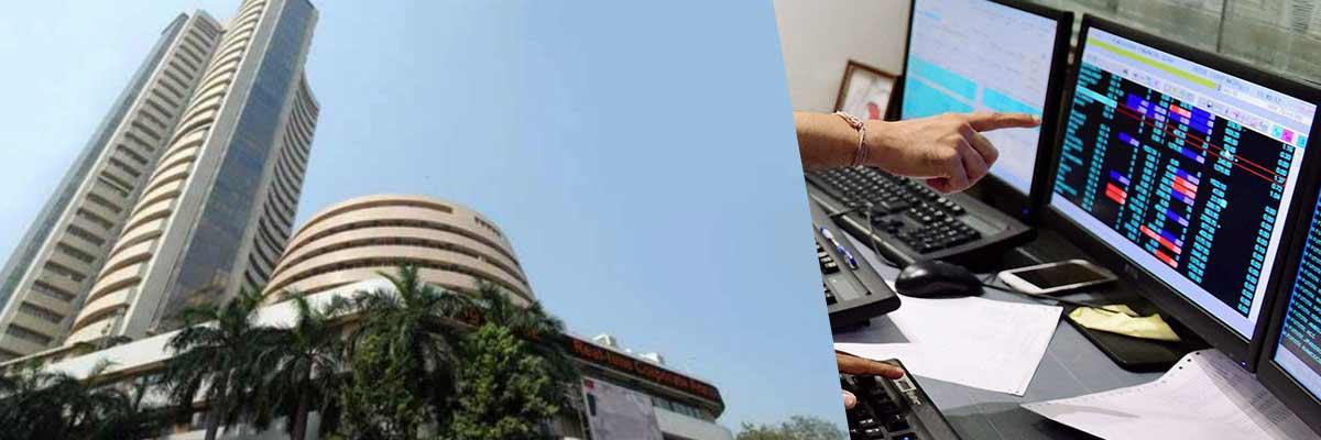 Sensex drops 500 points, Nifty below 10,400 mark
