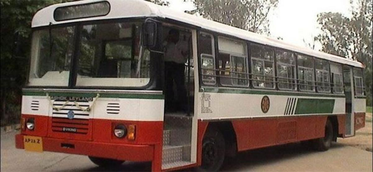 RTC deploys 250 spl buses for Gurukul post exams