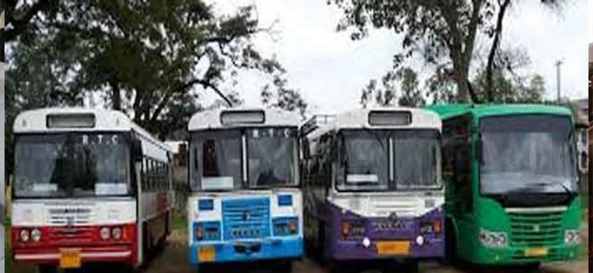 RTC deploys special buses