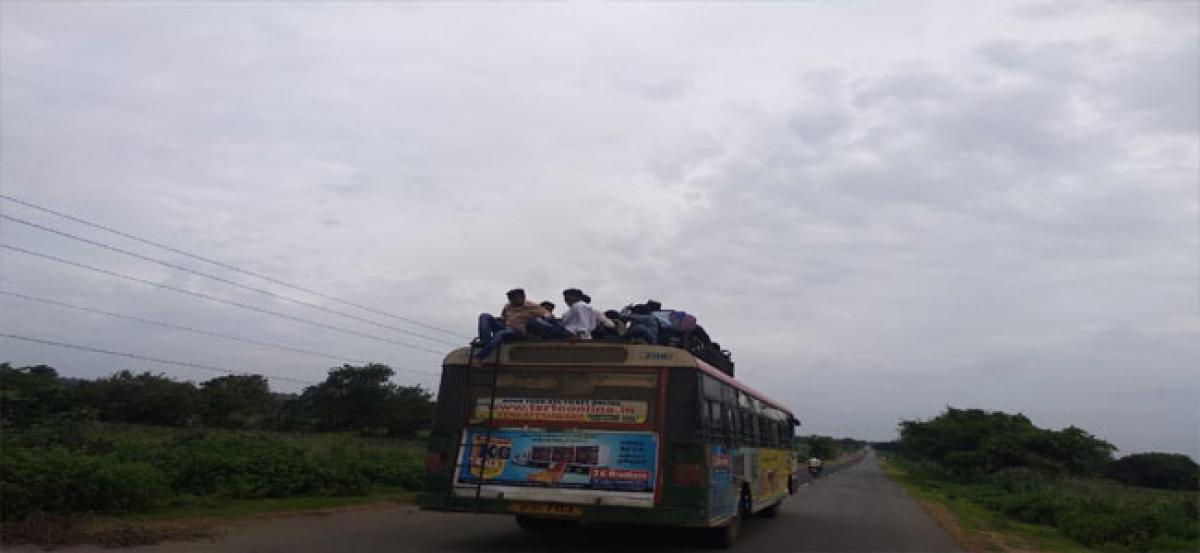 RTC bus on Narayanakhed-Raikal route sought