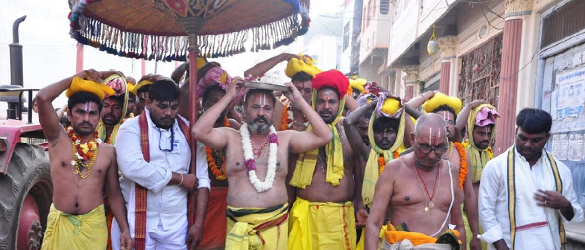 Deeksha Viramana performed