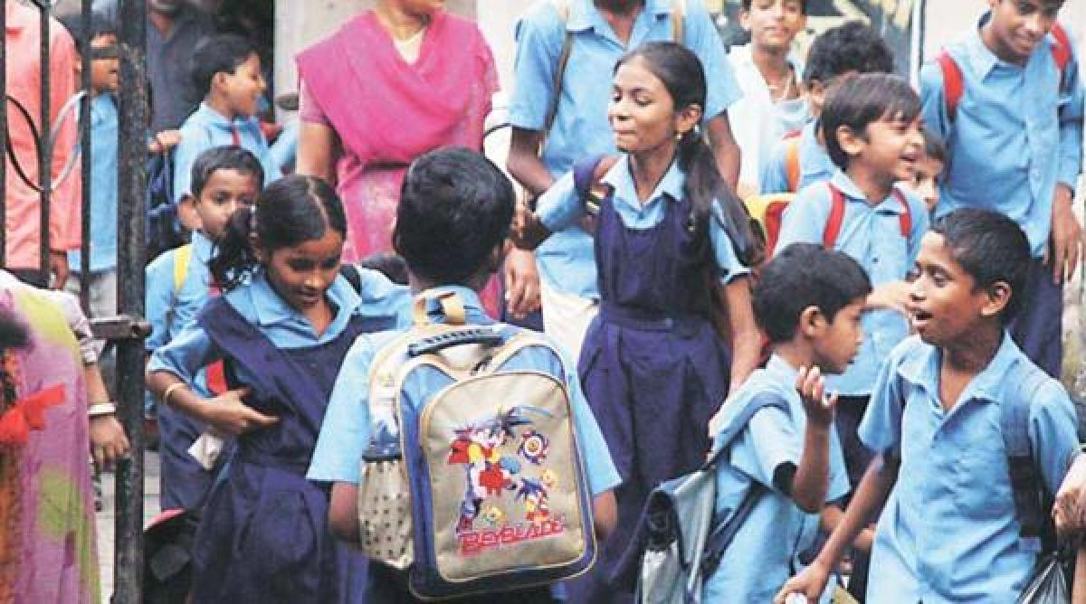 Telangana government puts cap on weight of school bags