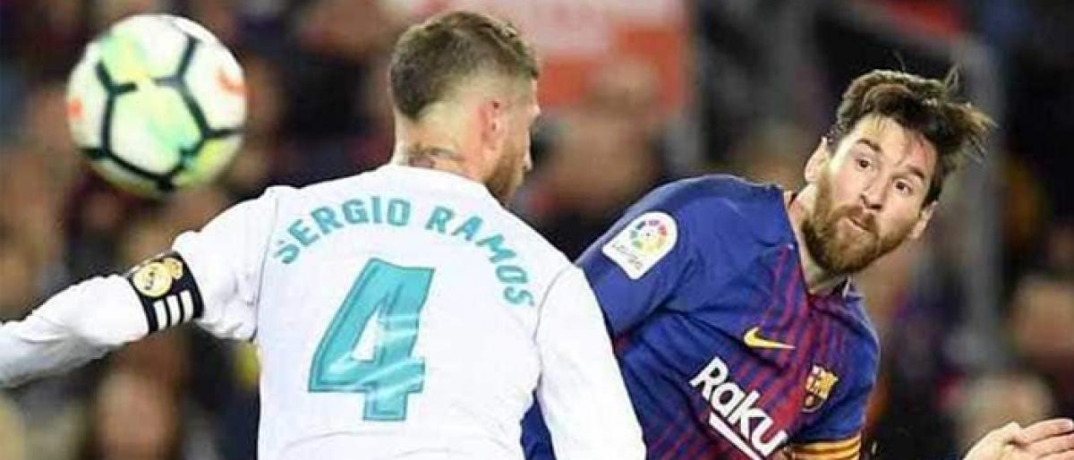 La Liga preview : Barcelona and Real scrap for revival as Clasico looms