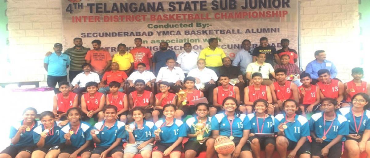 Hyderabad boys, girls triumph