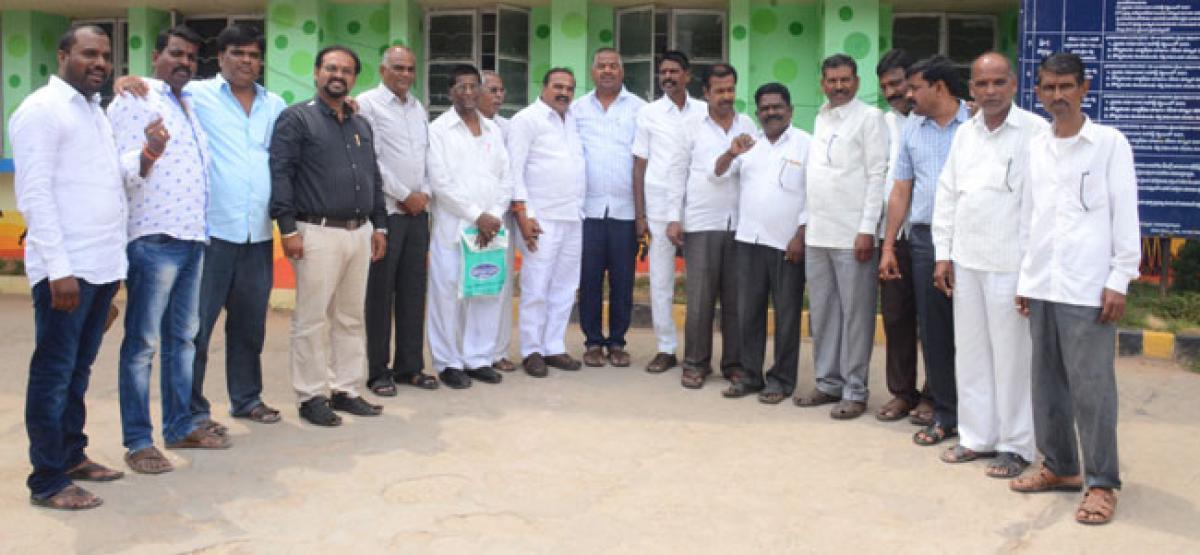 Call to step up Bathukamma saris production