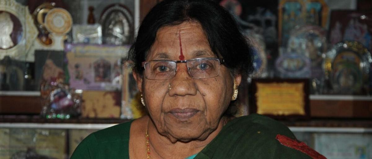 Bhadrachalam woman gets Best award