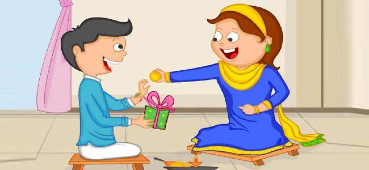 Happy Bhai Dooj!