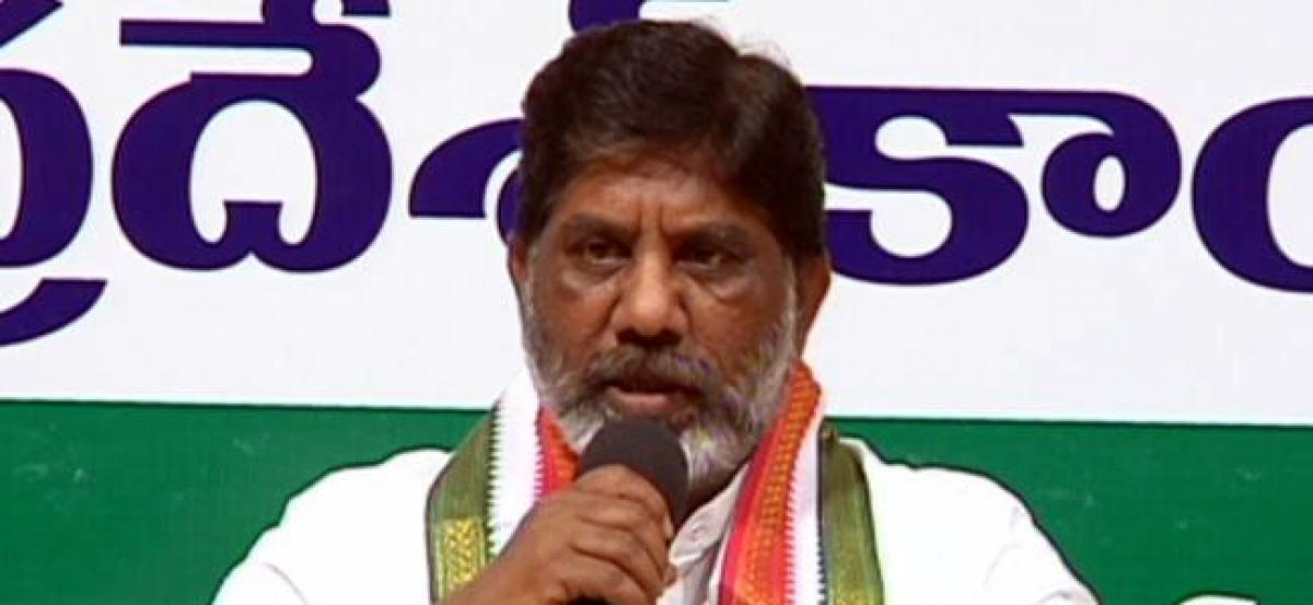Will expose four years of TRS rule: Bhatti Vikramarka