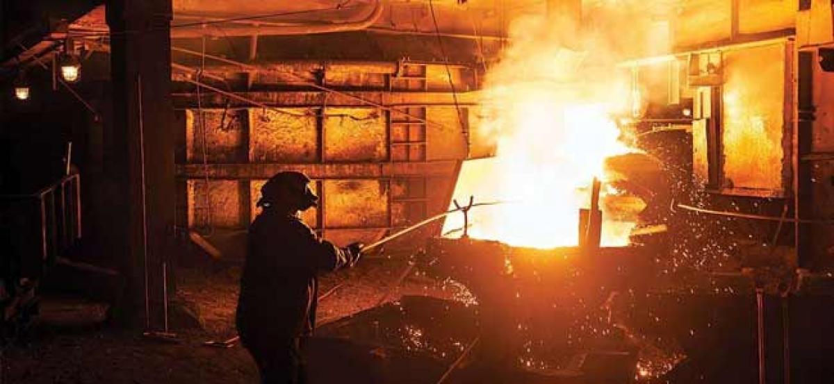 6 dead, 12 injured in gas pipeline blast at Bhilai Steel Plant