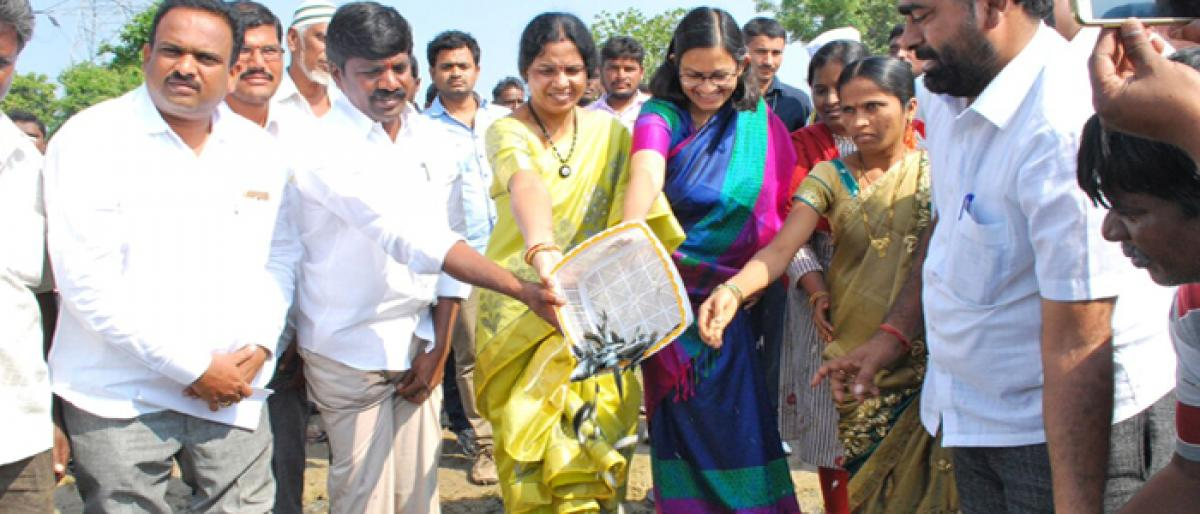 Uddipana programme for teachers launched in Bhongir