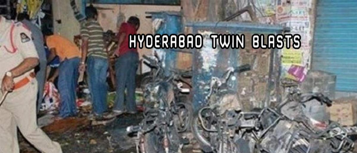 Hyderabad Twin Blasts : Quantum of punishment for convicts on sep 10