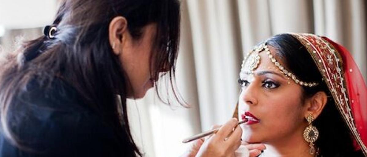 Make-up tips for a summer wedding
