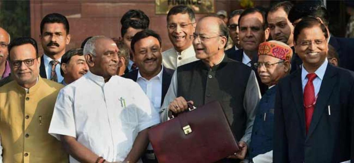 Budget 2018: Mayawati calls it anti-poor, TMC dubs it as super-flop